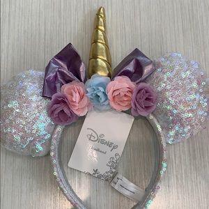 Disney Minnie Mouse Ears New